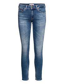 Tommy Jeans Sophie Low Rise Skinny Mnm Skinny Farkut Sininen Tommy Jeans MAINE MID BL STR
