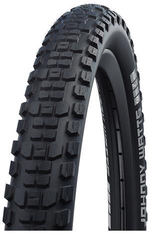 "SCHWALBE Johnny Watts Performance Folding Tyre 29x2.60"""" DD E-50 Addix Reflex, black"