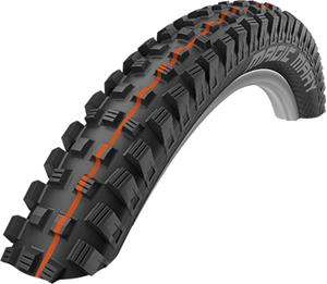 """SCHWALBE Magic Mary Super Gravity Evolution Folding Tyre 27.5x2.60"""""""" TLE E-25 Addix Soft, black"""
