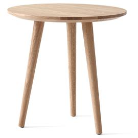 &Tradition &Tradition-In Between Sk13 Coffee table 48cm, White oiled Oak