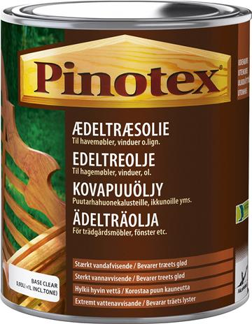 Kovapuuöljy Pinotex Ruskea 1 l