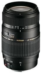 Tamron AF 70-300mm f/4.0-5.6 Di LD, objektiivi