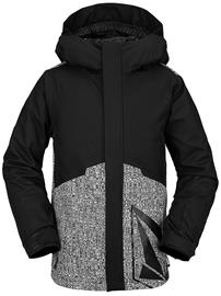 Volcom By 17Forty Insulated Jacket black Jätkät