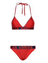 adidas Performance Neckholder Biki Bikinit Punainen Adidas Performance TMCORD/NAVBLU