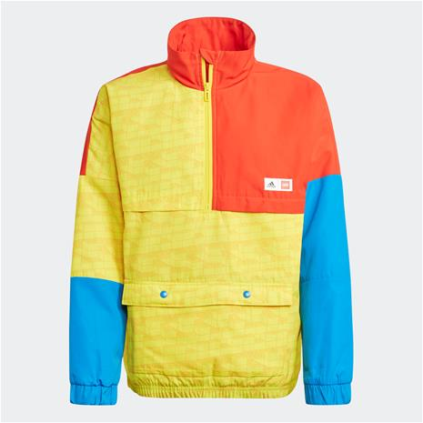 adidas adidas x Classic LEGO® Bricks Half-Zip Warm Jacket