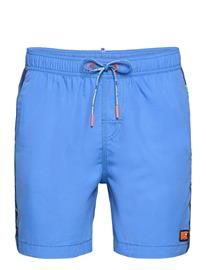 Superdry Swimsport Shorts Uimashortsit Sininen Superdry 70'S BLUE