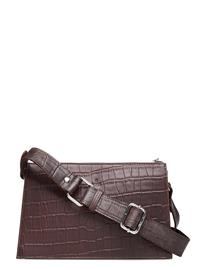 Adax Teramo Eco Shoulder Bag Ing-Marie Bags Small Shoulder Bags - Crossbody Bags Ruskea Adax DARK BROWN