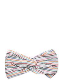 Becksöndergaard Multi Stripes Hairband Hiustarvikkeet Monivärinen/Kuvioitu Becksöndergaard GREEN