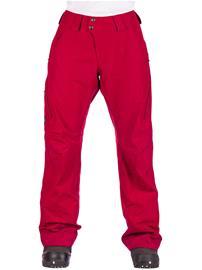 Patagonia Powder Bowl Pants roamer red Naiset