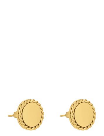 Bud to rose Be You Earring Steel Accessories Jewellery Earrings Studs Kulta Bud To Rose GOLD