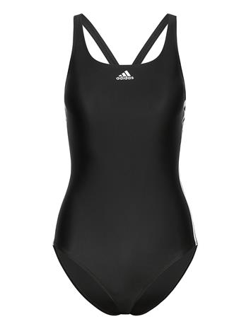 adidas Performance Sh3.Ro 3s Suit Uimapuku Uima-asut Musta Adidas Performance BLACK/WHITE