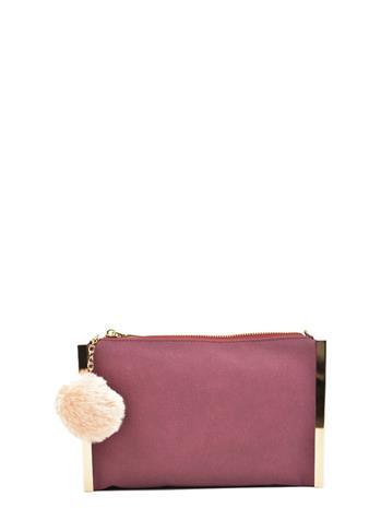Carla Ferreri -pikkulaukku, punainen