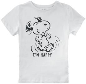 Tenavat - I´m Happy - T-paita - Unisex - Valkoinen