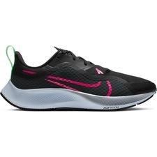 Nike Juoksukengät Air Zoom Pegasus 37 Shield - Musta/Pinkki/Harmaa/Sininen