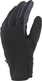 Sealskinz Waterproof All Weather Multi-Activity Gloves with Fusion Control, black/grey