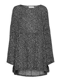 Scampi Aloha Dress Rantavaatteet Musta Scampi SPOT BLACK