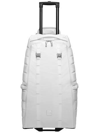 douchebags Little Bastard 60L Travel Bag white / k / leder