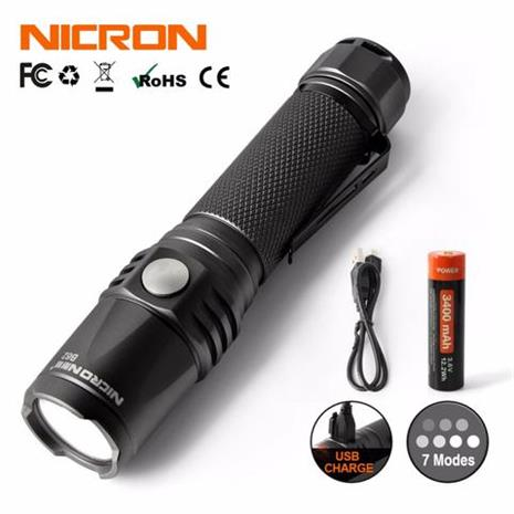 Nicron B62, taskulamppu