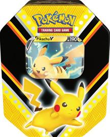 Pokemon V Powers Tin: Pikachu V