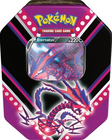 Pokemon V Powers Tin: Eternatus V