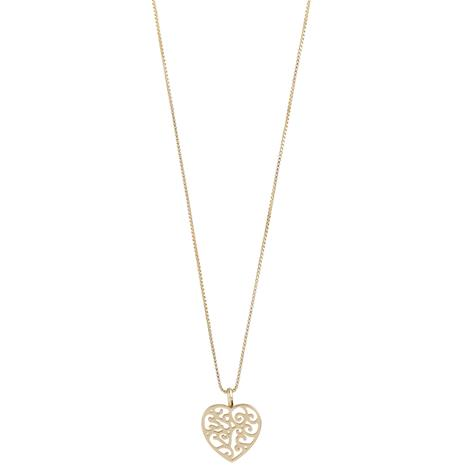 Pilgrim Felice Necklace, Gold Plated