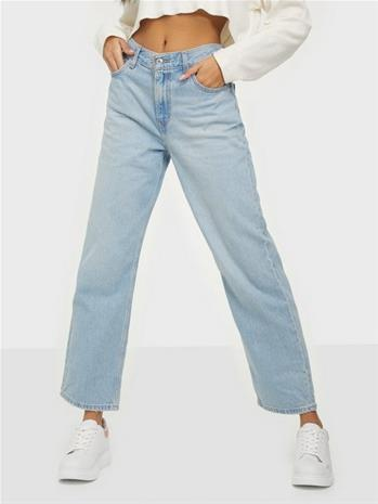 Levis Loose Straight Wb Low Blow