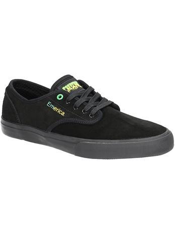 Emerica X Creature Wino Standard Skate Shoes black Miehet