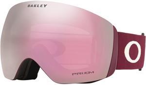 Oakley Flight Deck XL Snow Goggles Women, grenache grey/prizm snow hi pink