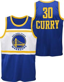 NBA - Golden State Warriors - Stephen Curry - Tank-toppi - Miehet - Sininen