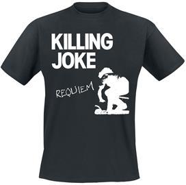 Killing Joke - Requiem - T-paita - Miehet - Musta
