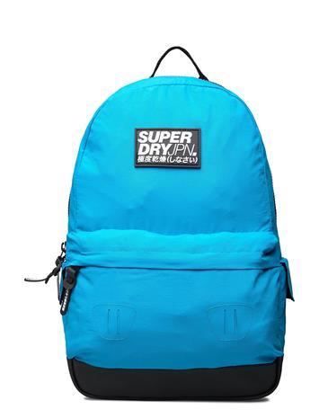 Superdry Classic Montana Reppu Laukku Sininen Superdry RIVIERA ROYAL