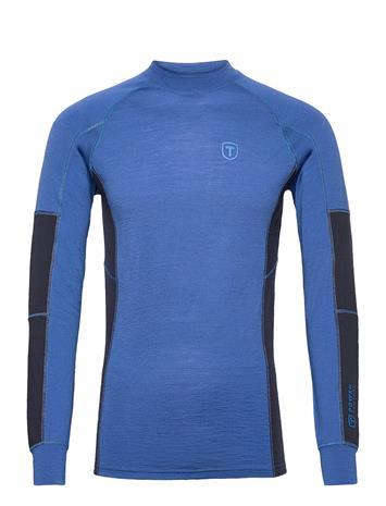 Tenson Woollis Base Layer Tops Sininen Tenson BLUE