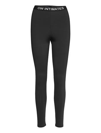 OW Intimates Ow Leggings Lingerie Pantyhose & Leggings Musta OW Intimates BLACK CAVIAR