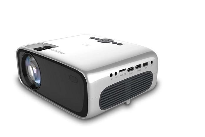 Philips NeoPix Prime, videotykki