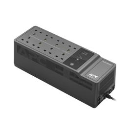 APC Back-UPS BE650G2-UK 650VA 230V 1USB Charge Port, ylijännitesuoja