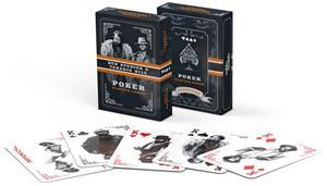 Bud Spencer & Terence Hill - Pokeri pelikortit - Korttipakka - Unisex - multicolor