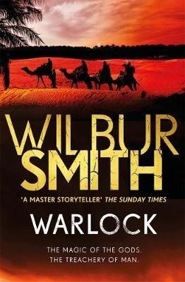 Warlock - The Egyptian Series 3 (Wilbur, kirja