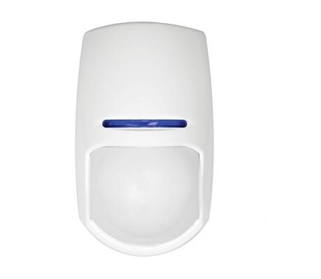 Hikvision DS-PD2-D10P-W 868MHz Indoor Wireless, liiketunnistin