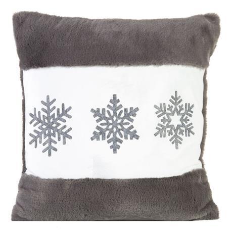 Frosty-tyynyliina, 45 x 45 cm