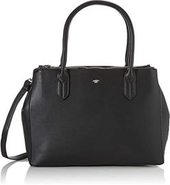 Tom Tailor Roma -käsilaukku, musta