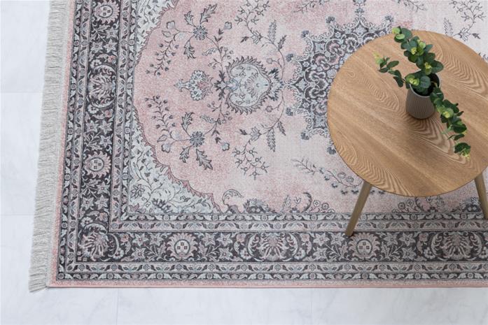 4Living Fiona -matto, vaaleanpunainen, 160 x 230 cm