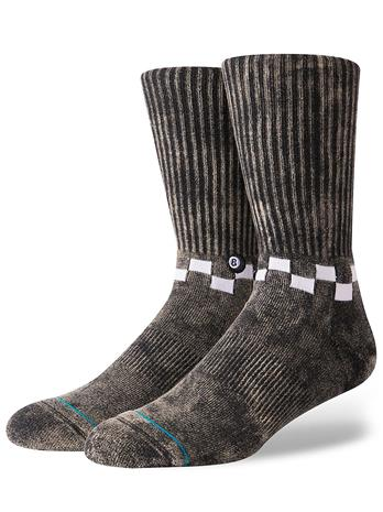 Stance Checkness Socks black Miehet