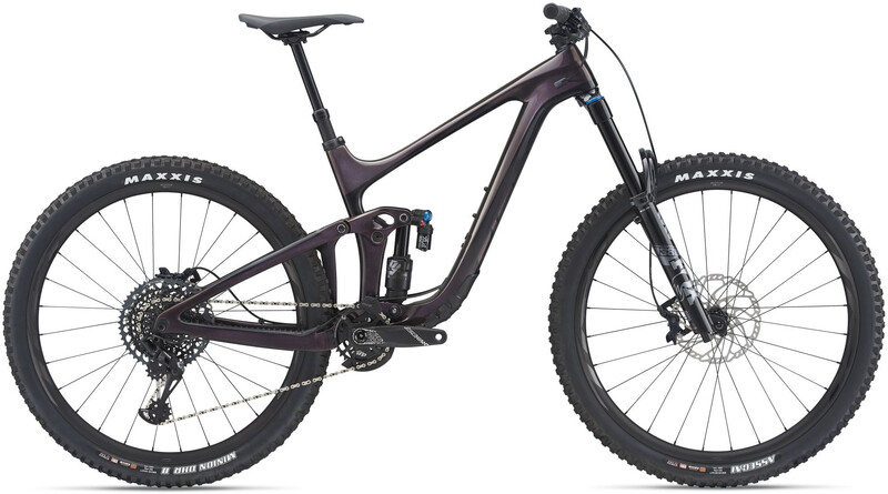 Giant Reign Advanced Pro 1, rosewood/black
