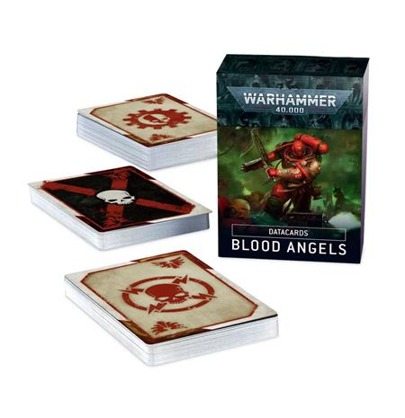 Datacards: Blood Angels WH40