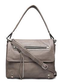 Still Nordic Highway Shoulder Bag Bags Small Shoulder Bags - Crossbody Bags Harmaa Still Nordic ELEPHANT GREY