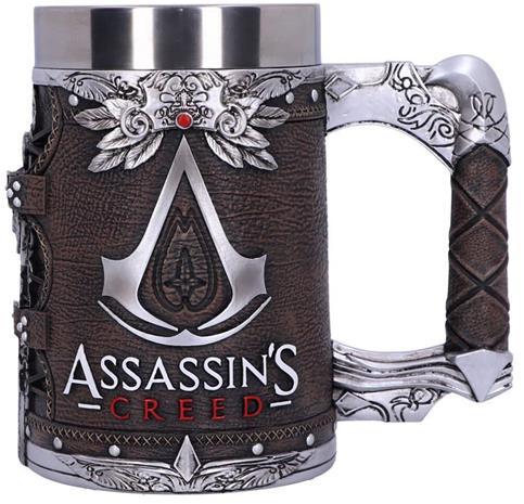 Assassin's Creed - Assassin´s Creed Logo - Oluttuoppi - Unisex - Monivärinen