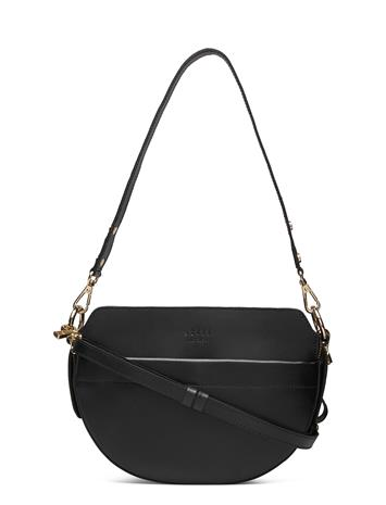 Still Nordic Dea Crossbody Bags Small Shoulder Bags - Crossbody Bags Musta Still Nordic BLACK