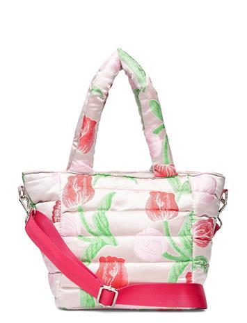 HVISK Valley Tulip Bags Small Shoulder Bags - Crossbody Bags Vaaleanpunainen HVISK LIGHT PINK