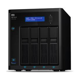 WD My Cloud Pro Series PR4100 (16TB TB) WDBNFA0000NBK, NAS-asema