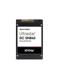 WESTERN DIGITAL DC SN840 (7680 GB , PCIe) WUS4BA176DSP3X3/0TS2050, SSD-kovalevy